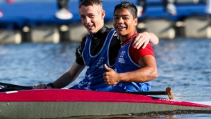 2018 Youth Olympic Games Buenos Aires Argentina SARAMANDIF Terence Benjamin MRI - ANDERSON Finn NZL