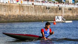 2018 Youth Olympic Games Buenos Aires Argentina SARAMANDIF Terence Benjamin MRI
