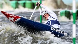 2018 ICF Canoe Slalom World Cup 2 Krakow Thomas KOECHLIN SUI