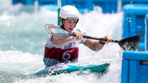 2018 ICF Canoe Slalom World Championships Rio Brazil Ursa Kragelj SLO