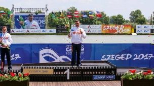 victor potanin paracanoe world cup 2 szeged hungary 2017 051