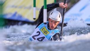 2019 ICF Canoe Slalom World Championships La Seu d'Urgell Spain Isak OHRSTROM