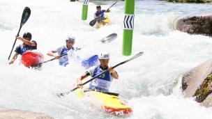 2021 ICF Canoe Slalom Junior & U23 World Championships Ljubjlana Jakob Savli