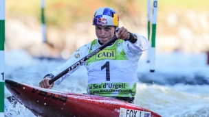 2019 ICF Canoe Slalom World Championships La Seu d'Urgell Spain Jessica FOX
