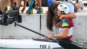 Tokyo 2020 Olympics Jessica FOX