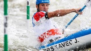 2019 ICF Canoe Slalom World Cup 5 Prague Jiri Prskavec