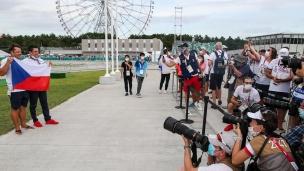 Tokyo 2020 Olympics JIri PRSKAVEC