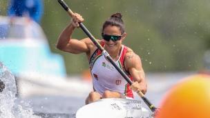 2021 ICF Canoe Sprint World Cup Barnaul Joana VASCONCELOS