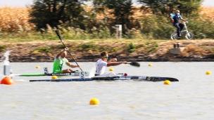 2020 ICF Canoe Sprint World Cup Szeged Hungary K1 Men 1000m – Heat III