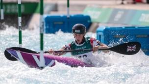 Tokyo 2020 Olympics Kimberley WOODS