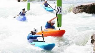 2021 ICF Canoe Slalom Junior & U23 World Championships Ljubjlana Lea Novak
