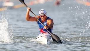 2019 ICF Canoe Sprint World Championships Szeged Hungary Liam HEATH