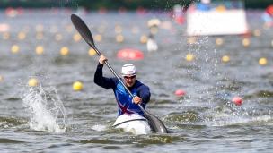 2019 ICF Sprint World Cup 1 Poznan Poland Liam HEATH Great Britain