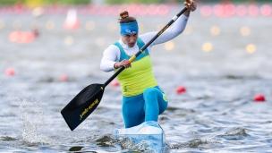 2019 ICF Sprint World Cup 1 Poznan Poland Anastasiia CHETVERIKOVA Ukraine