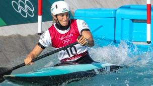 Tokyo 2020 Olympics Luuka JONES
