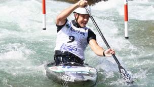2021 ICF Canoe Slalom Junior & U23 World Championships Ljubjlana Martin Gale