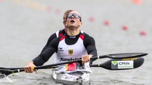 2021 ICF Canoe Sprint World Cup Szeged Max HOFF, Jacob SCHOPF