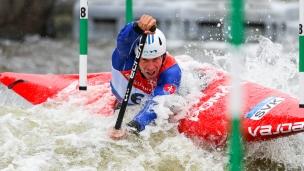 2019 ICF Canoe Slalom World Cup 5 Prague Michal MARTIKAN