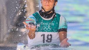 Tokyo 2020 Olympics Monica DORIA VILARRUBLA