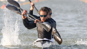 2019 ICF Canoe Sprint World Championships Szeged Hungary New Zealand K4 Women