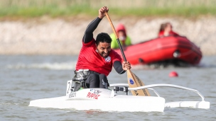 2021 ICF Paracanoe World Cup & Paralympic Games Qualifier Robinson MENDEZ