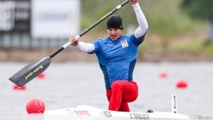 2021 ICF Canoe Sprint Olympic Qualifier Barnaul Serghei TARNOVSCHI