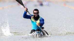 2021 ICF Paracanoe World Cup & Paralympic Games Qualifier Serhii YEMELIANOV