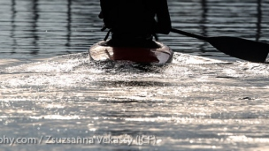 2019 ICF Canoe Slalom World Cup 5 Prague Training