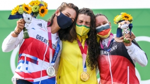 Tokyo 2020 Olympics Womens Canoe
