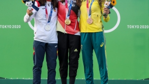 Tokyo 2020 Olympics Womens Kayak