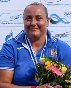 Nataliia Lahutenko (UKR)