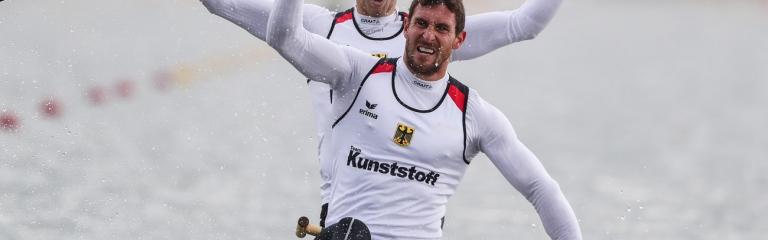Germany C2 1000 Sebastian Brendel Tim Hecker Szeged 2021