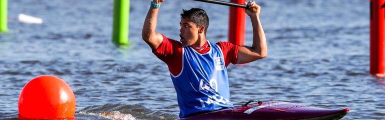 Mauritius Terence Saramandif Youth Olympic Games 2018