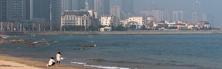Qingdao Stand Up Paddling World Championship venue