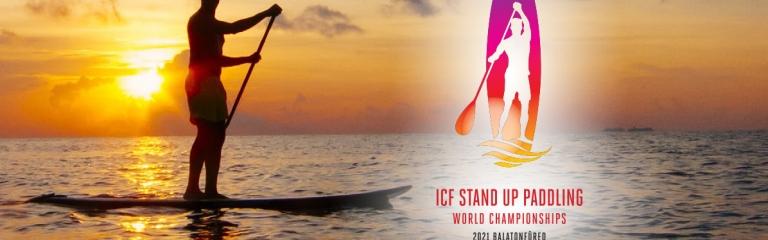 2021 ICF Stand Up Paddling SUP World Championships Balatonfüred Hungary