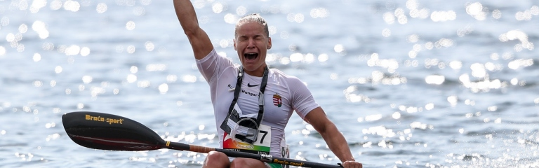 Hungary Vanda Kiszli K1 world marathon 2018