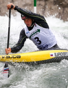 Slovakia Alexander Slafkovsky Tacen World Cup 2018