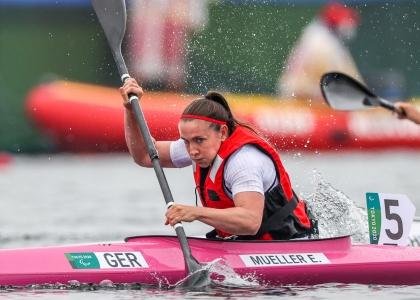 Germany Edina Mueller Tokyo Paralympics