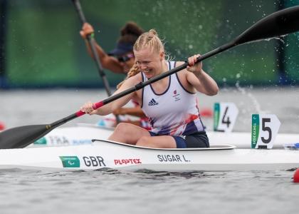 Great Britain Laura Sugar Tokyo Paralympics