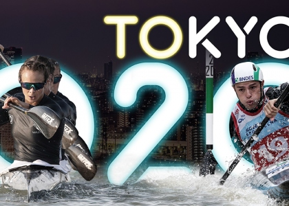 ICF Canoe Kayak Tokyo 2020 Olympics Japan Preview