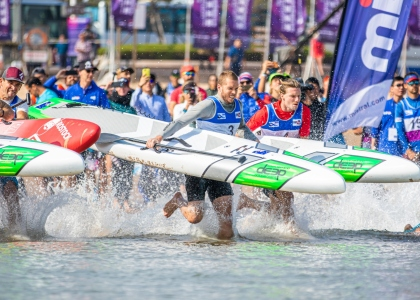 Stand up paddling world championships SUP Qingdao 2019