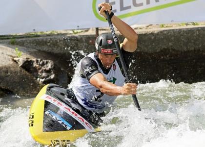 Alexander Slafkovsky Slovakia C1 European Championships