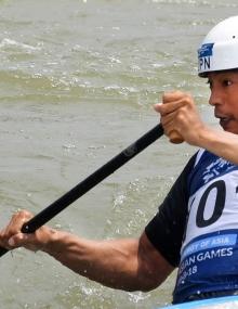 Asian Games canoe slalom