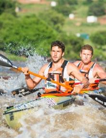 South Africa Andy Birkett Hank McGregor