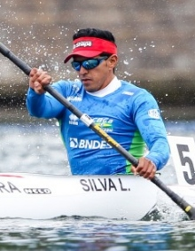 Luis Carlos Cardoso Da Silva (BRA) Paracanoe