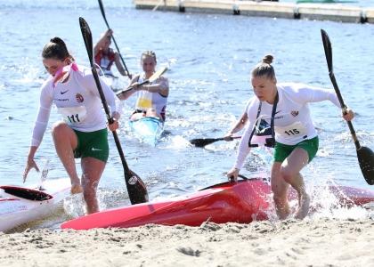 Canoe marathon world cup women Norway 2019