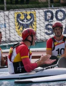 canoe polo victor