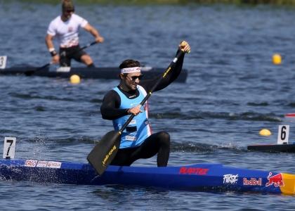 Czech Republic Martin Fuksa C1 European Championships 2021