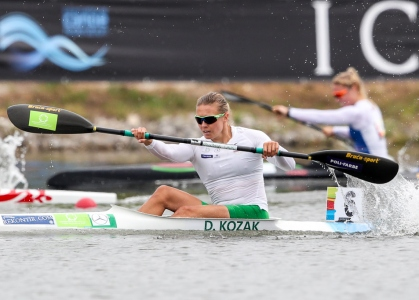 Hungary Danuta Kozak Montemor World Championship 2018