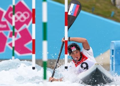 Slovenia Eva Tercelj London Olympics 2012